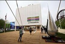 #Expo2015   Lithuania Pavilion