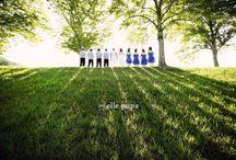 bridesmaid & groomsman photo / ブライズメイドとグルームズマンたちの写真たち