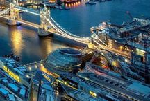 Dream city.London / I adore this city!! I can't wait to live in there. It's absolutly stunning❤️