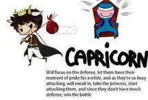 Zodiac / capricon