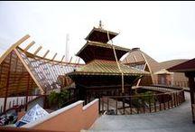 #Expo2015   Nepal Pavilion
