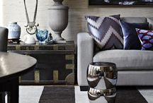 interior inspirations 1 / grays & blacks