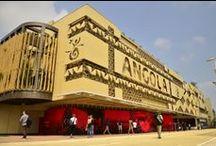 #Expo2015   Angola Pavilion