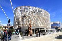 #Expo2015   Uruguay Pavilion / #Uruguay Pavilion #expo2015 #milan #worldsfair