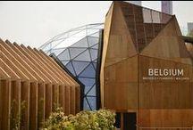 #Expo2015 | Belgium Pavilion /  #Belgium Pavilion #Expo2015 #Milan #WorldsFair
