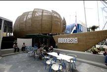 #Expo2015 | Indonesia Pavilion / #Indonesia Pavilion #Expo2015 #Expo2015 #Milan #WorldsFair