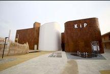#Expo2015   KIP Pavilion