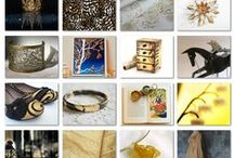 Inspiring Collections / Treasuries from Etsy