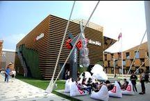 #Expo2015   Slovakia Pavilion