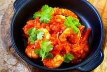 The Bay - Local food / 'Manze local' Discover the typical local food Mauritians love to eat.