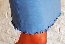 Nähen Röcke und Kleider