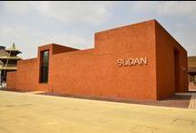 #Expo2015   Sudan Pavilion