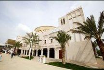 #Expo2015   Qatar Pavilion