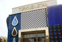 #Expo2015   Turkmenistan Pavilion