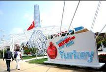 #Expo2015   Turkey Pavilion