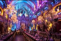Halloween Event Inspiration / Some Halloween inspiration and ideas for event planners #EventInspiration #Halloween #Event #Inspiration