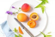 En cuisine ... Les abricots