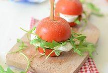 En cuisine ... Les tomates