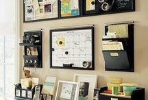 Organization Ideas & Tips | DIY Home Improvement / Great organization ideas and tips for the home and life.