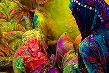 Colour / Breng kleur aan je leven.
