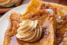 Fall Breakfast Recipe / Falling leaves, coffee, warm breakfast, crisp air, football & family that is all I need!
