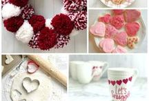 Valentines Day Kids Activities / Easy & fun games activites for kids of all ages.