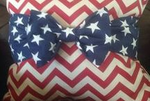 4th of July Decorations / Great fun DIY home decorations for 4th of July
