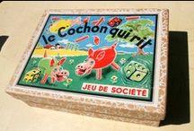 Vintage Cochon qui rit