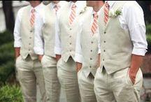 Wedding: Groom & bestman