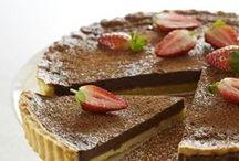 Tea Time Treats / Muffins, scones, pies & tarts