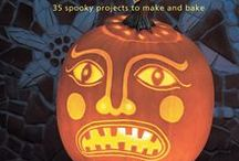 Halloween / The spooky holiday is on its way, lets get started now on some ghoulish crafts and party planning!