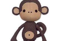 INSPIRATION! Jugar (no) es cosa de niños / Muñecos, juguetes, decoración...