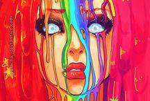 Colors / colour, color / by Céline Arng