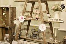 wedding woodland rustic