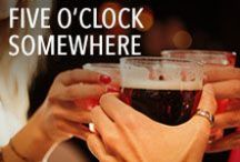 Five O' Clock Somewhere  / Because it's ^