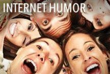 Internet Humor / Comedy and the Internet Collide.