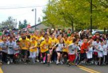 5k and Kid's Duck Dash / by Eugene Marathon