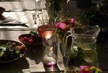 Zöld Múzsa vendégasztal