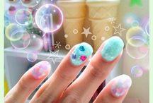♡self nail / rikka's salf nail