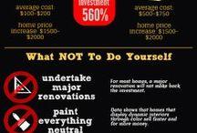 Infografías curiosas / Infografías interesantes sobre home staging