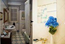 Home staging en el baño / Home staging en el baño
