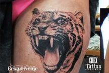 Erkan Nehir Tattoo Works / Tattoos, Drawings, Photography