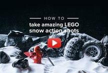 Photography tutorials / Photography tutorials & DIY setups.
