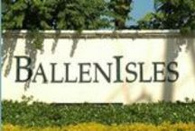 BallenIsles Country Club Real Estate / BallenIsles is a prestigious resort style country club paradise in South Florida. The real estate here boasts a very desirable country club lifestyle sure to fulfill all your needs and wants. This board is designed to showcase all that the country club real estate in BallenIsles has to offer! #ballenisles #countryclubrealestate #ballenisleshomes #sofla #waterfrontproperties http://www.ballenislesre.com/
