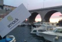 Marseille / We asked the SMACK COWORKING community to share their favorite local spots around the office of Marseille, France. Have a recommendation? Let us know and we'll add it!
