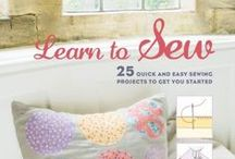Sewing / Inspired by Great British Sewing Bee? Try these sewing books out for size! All available to buy or pre-order now from Amazon or your local bookshop.