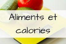 Aliments et calories