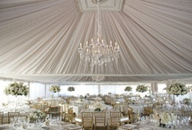 A Classic Wedding / A selection of beautiful pieces from our collection that are available to hire for your big day!