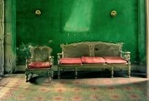 Colour Theme;- Green