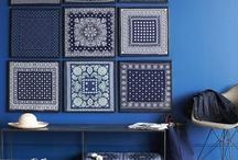 Colour Theme; Blue